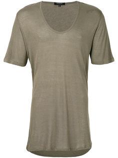 футболка с U-образным вырезом Unconditional