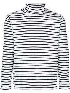 striped roll neck T-shirt  En Route