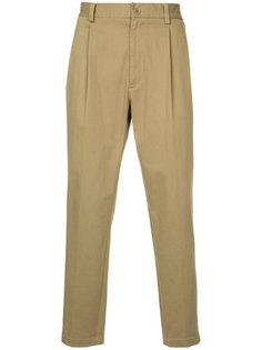 straight leg trousers En Route
