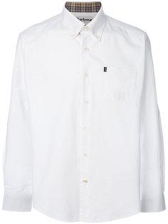 классическая рубашка Barbour