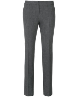 строгие брюки слим  Alberto Biani