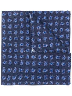 нагрудный платок с принтом пейсли Lardini