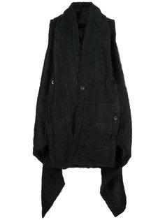 oversized flared coat  Barbara I Gongini