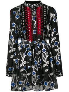 платье Loren с заклепками Dodo Bar Or