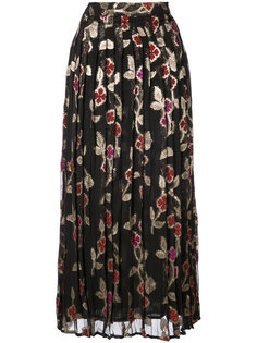 Jenn pleated midi skirt Dodo Bar Or