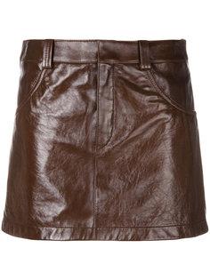 облегающая мини-юбка Chloé