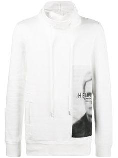толстовка ghost Helmut Lang