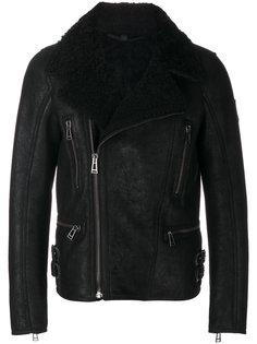 байкерская куртка Belstaff