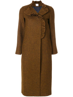 пальто с оборками Roseanna