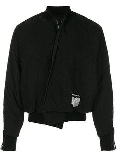 куртка-бомбер на молнии Julius