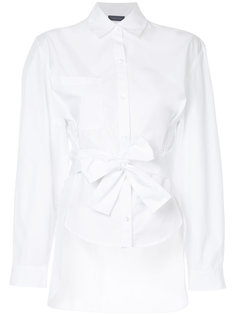 tailored fitted shirt Eudon Choi
