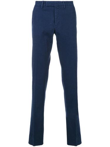 классические брюки-чинос Ermenegildo Zegna