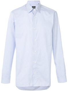 полосатая рубашка Z Zegna