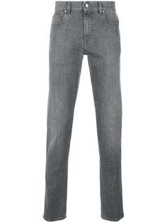 джинсы прямого кроя Z Zegna