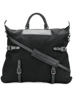 сумка-тоут с лямками на пряжках Mismo