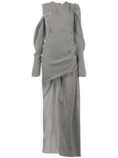 асимметричное платье Sevilla Magda Butrym