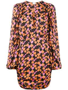 платье мини с цветочным принтом Magda Butrym
