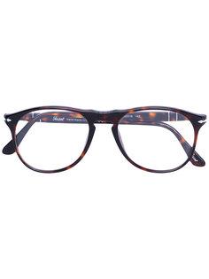 очки с круглой оправой Persol