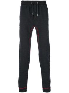 спортивные брюки с эластичным поясом Maison Kitsuné