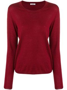 свитер с круглым вырезом  P.A.R.O.S.H.