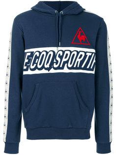 толстовка с принтом логотипа Le Coq Sportif