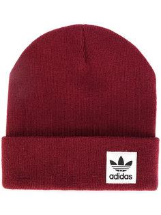 шапка с нашивкой логотипа Adidas Originals