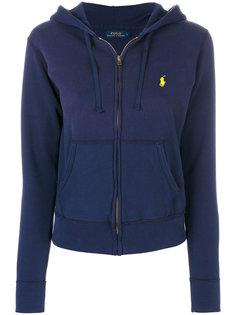 logo zipped hoodie Polo Ralph Lauren