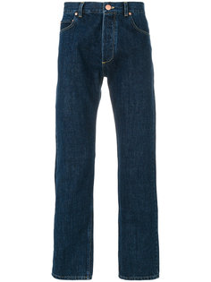 джинсы прямого кроя Band Of Outsiders