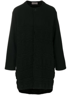 трикотажное пальто-кардиган Yohji Yamamoto