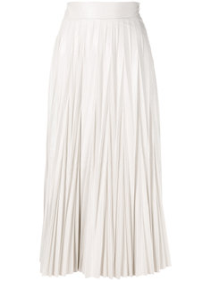 плиссированная юбка с завышенной талией Aviù
