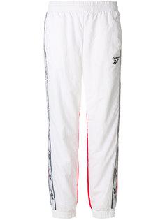 спортивные брюки с полосками  Reebok