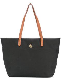 текстильная сумка-тоут Lauren Ralph Lauren