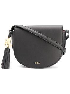 сумка через плечо с кисточкой Lauren Ralph Lauren