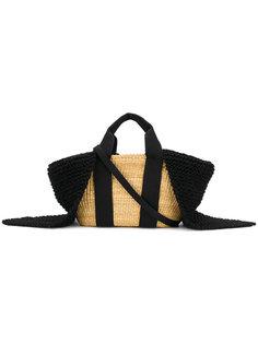плетеная сумка-тоут Muun