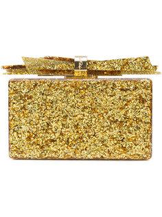 embellished clutch bag  Edie Parker