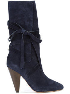 ankle length boots Veronica Beard