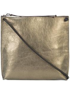 metallic crossbody bag B May