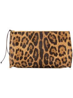 leopard print make up bag B May