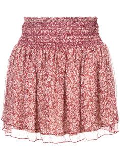 floral print mini skirt Vanessa Bruno Athé