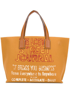 Loewe Street Journal tote Loewe