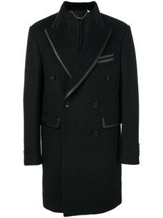 двубортное пальто Billionaire