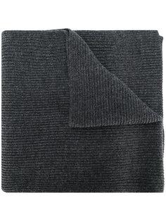 шарф ребристой вязки Polo Ralph Lauren