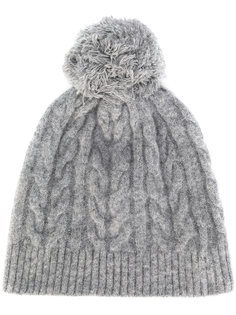 вязаная шапка Zanone