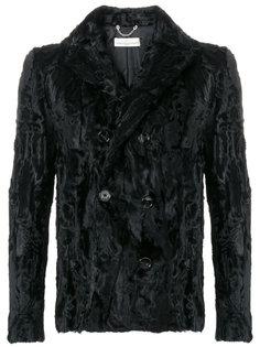 пальто из овчины Leon Golden Goose Deluxe Brand