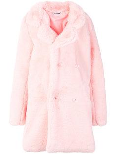 furry oversized coat Nicopanda