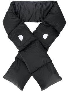 oversized padded scarf Nicopanda