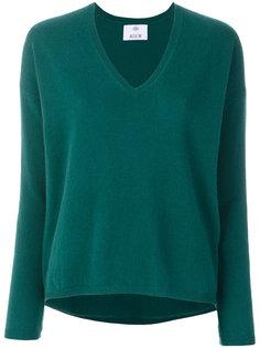 пуловер с V-образным вырезом Allude