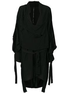 асимметричная многослойная рубашка Barbara I Gongini