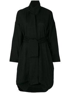 объемная куртка с поясом Barbara I Gongini