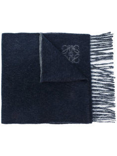 шарф с бахромой Loewe